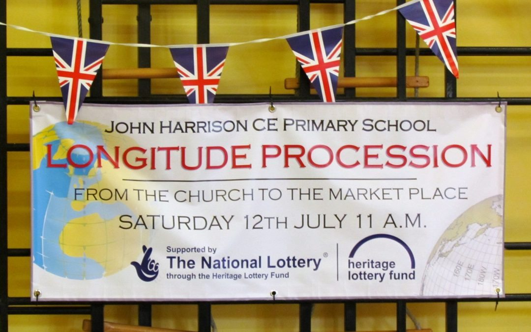 Longitude Procession by John Harrison School