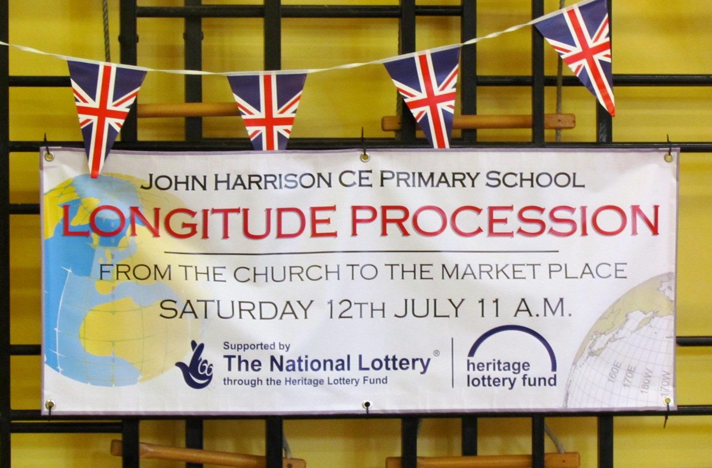 Longitude Procession by John Harrison School