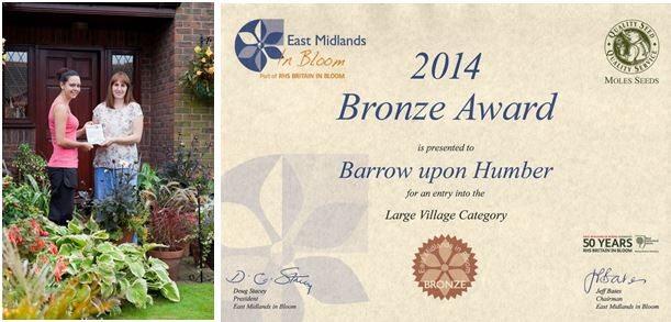 Barrow in Bloom Bronze