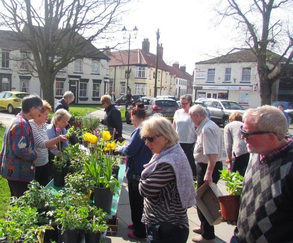 Plant Sale & Wheelbarrow Weekend