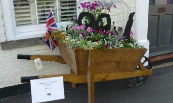 Wheelbarrow & Open Garden Registration
