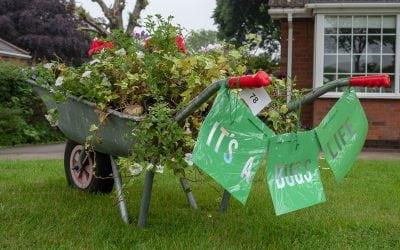 Wheelbarrow and Open Garden Weekend – 2019