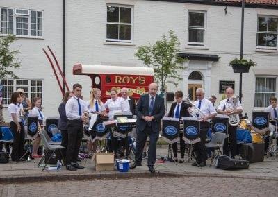 Barrow Band